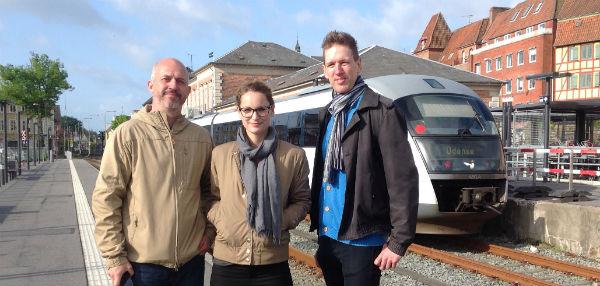 Jesper Kiel, Pernille Skipper og Rune Lund