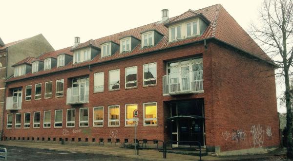 Det tidligere Børnely i Bagergade