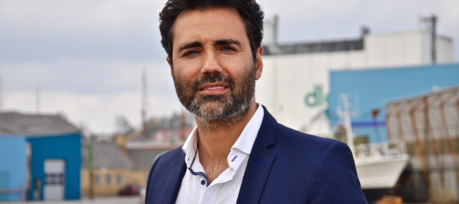Tarik Kale, byrådskandidat for Enhedslisten Svendborg