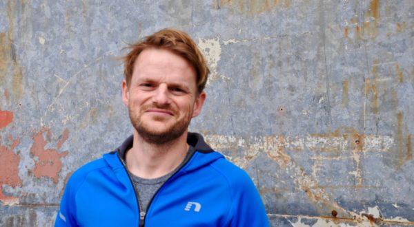 Jens Erik Skotte, byrådskandidat for Enhedslisten Svendborg