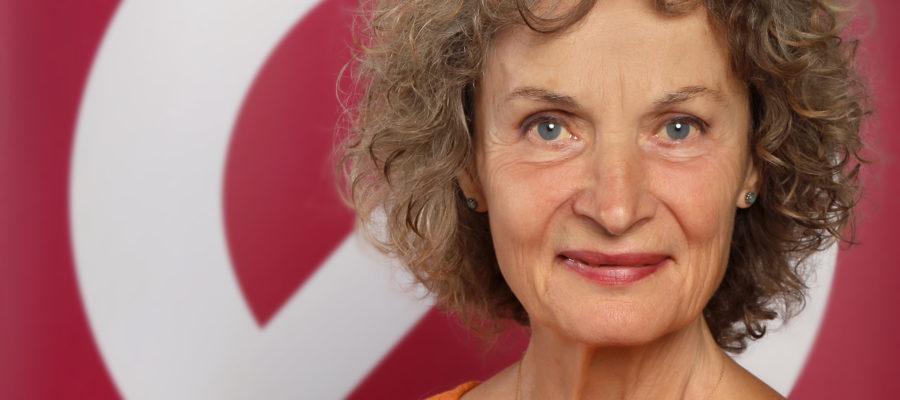 Marjon Boelskov, byrådskandidat for Enhedslisten Svendborg