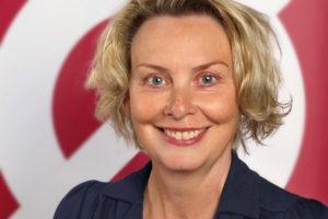 Susanne Gustenhoff, byrådskandidat for Enhedslisten Svendborg