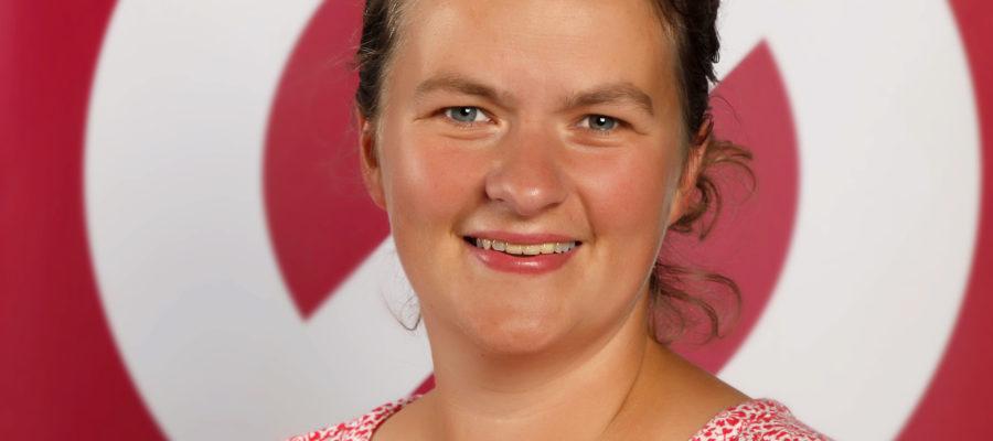 Stine Lundgaard, byrådskandidat for Enhedslisten Svendborg
