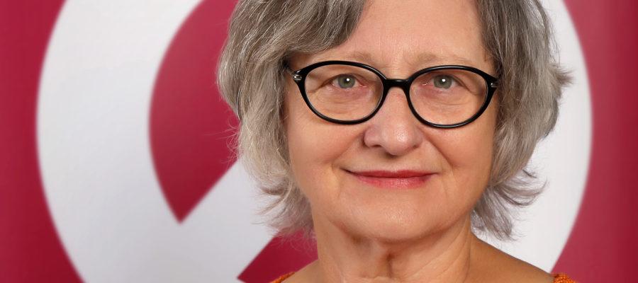 Vibeke Syppli Enrum, byrådskandidat for Enhedslisten Svendborg