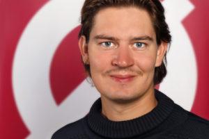 Aske Skat Nielsen, byrådskandidat for Enhedslisten Svendborg