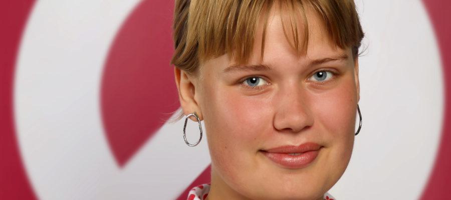 Rose Bach Christiansen, byrådskandidat for Enhedslisten Svendborg